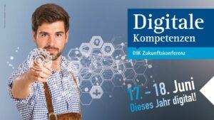 IHK Zukunftskonferenz digital am 17. und 18. Juni