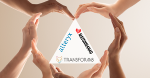 Webinar: Prozessautomatisierung mit Transform8, Alteryx & Matchmanao